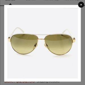 ec94b6998d35 Gucci Gradiation Brown - Teardrop Sunglasses